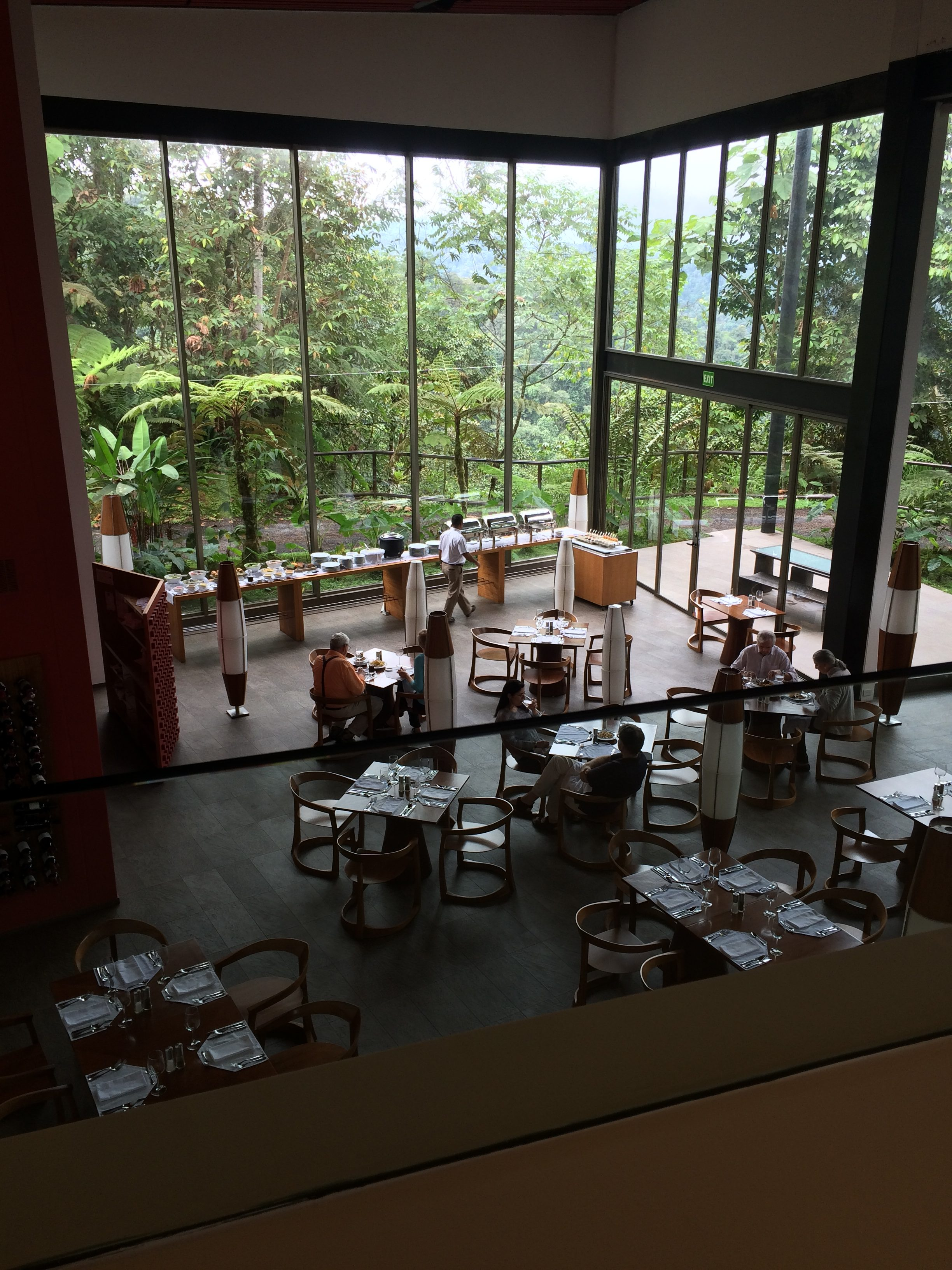 Mashpi Dining Room