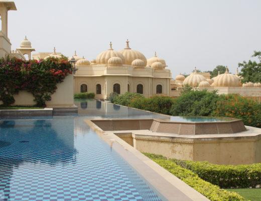 Oberoi Udaipur Pool