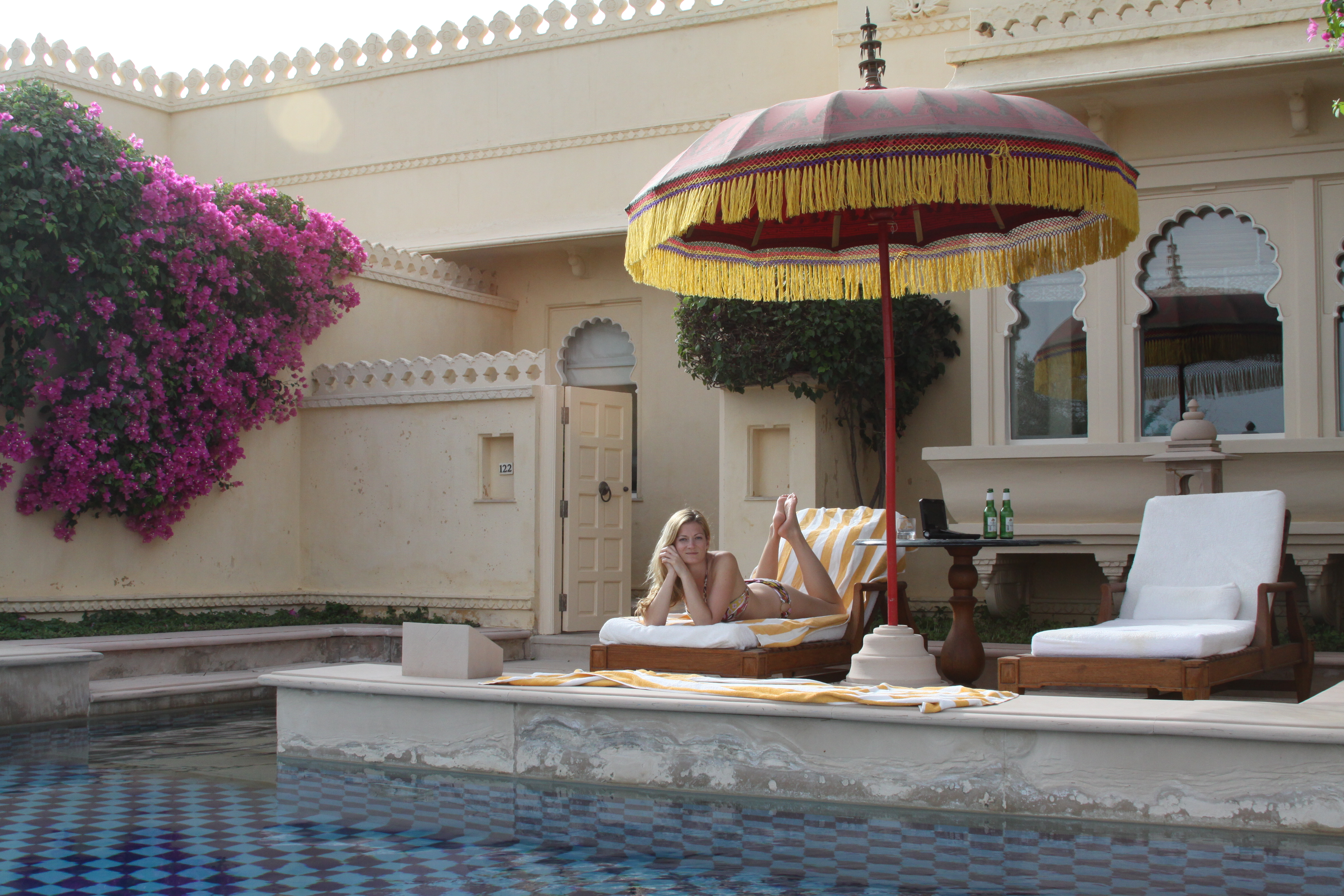 Oberoi Room Pool