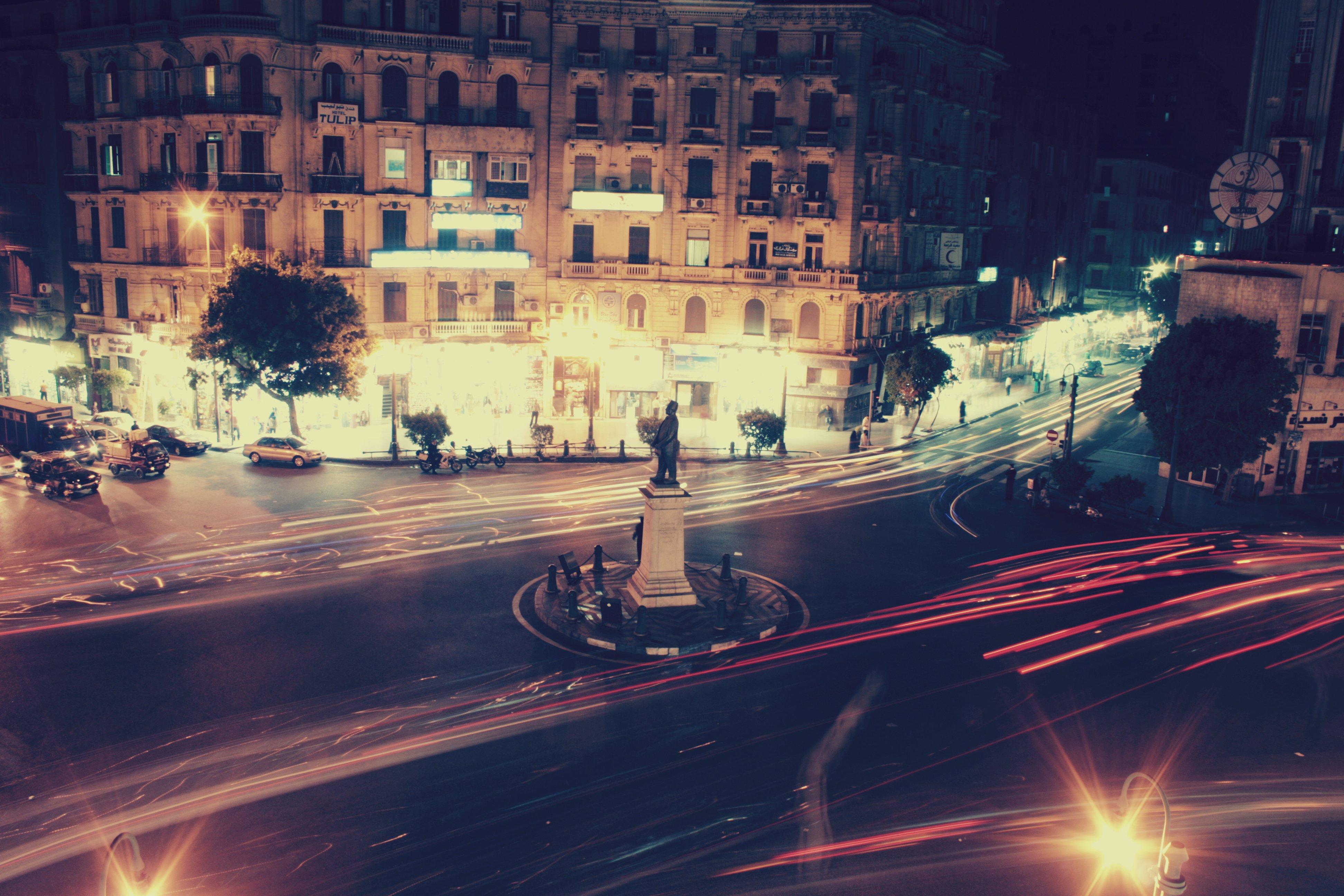 Cairo Roundabout